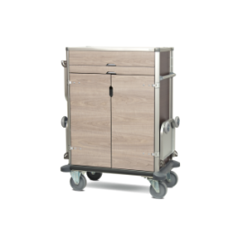 Housekeeping trolley atlas 800