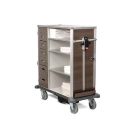 e-Corellia 1000 housekeeping trolley