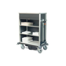Housekeeping trolley e-Atlas 800